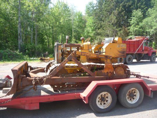 John Deere Salvage Equipment Parts