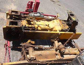 salvage construction equipment parts new york