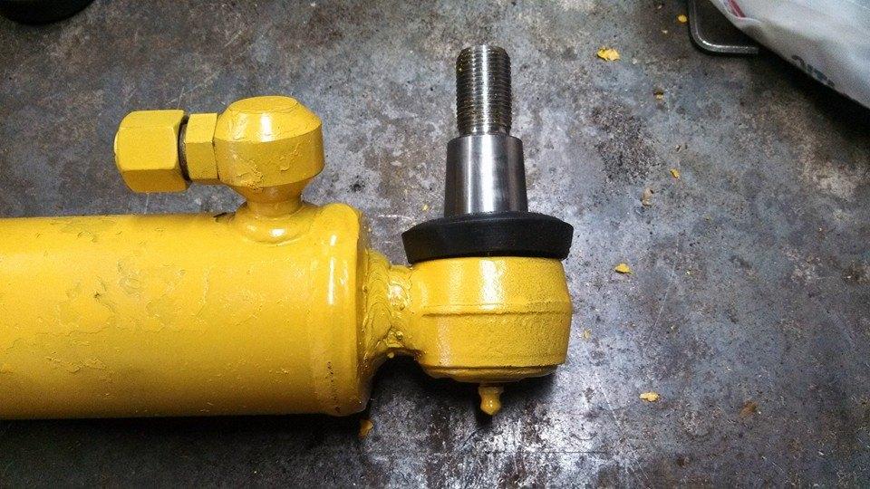welded tie rod end equipment repair syracuse ny